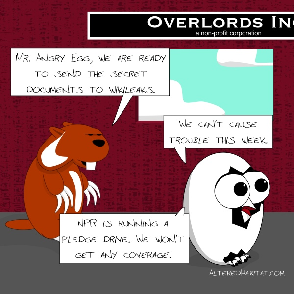 Overlords Inc.
